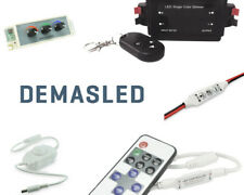 DEMASLED - RF Wirelles Manual & Remote Dimmers for LED Lights