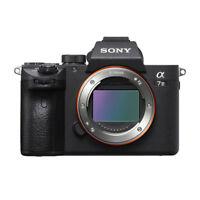 Sony Alpha a7 III Full-Frame Mirrorless Interchangeable Lens Digital Camera New