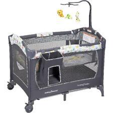 New Baby Bassinet Crib Infant Nursery Center Bed Playard Sleeper Cradle Tanzania