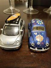 Kinsmart 1:32 Scale Diecast 1967 Volkswagen Classic Beetle & SS5688 Volkswagen