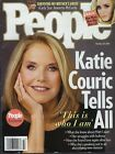 People Magazine  October 25th 2021 Katie Couric  Tells all
