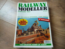 Railway Modeller Rail February Transportation Magazines