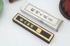 62g Fineness Pine Soot InkStick Hukaiwen Brush Calligraphy Painting Sumi-E 黄山松烟