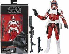 "Hasbro Star Wars Black Series Clone Commander Fox 6"" Action Figure (E6124)"