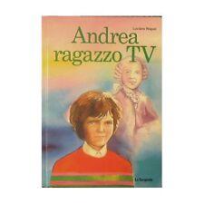 Andrea ragazzo TV - Rispoli Luciano - Libro nuovo in offerta !