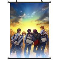 4091 Anime Free! Iwatobi Swim club wall Poster Scroll  A
