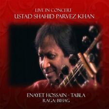 Live In Concert: Shahid Parvez Khan [New CD] Manufactured On Demand