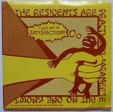 RESIDENTS 45 Satisfaction/Loser Weed RALPH experimental/avant-garde NM ak483