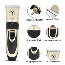 Professional dog grooming hair Clippers Low Noise Shaver Trimmer Kit Ireland