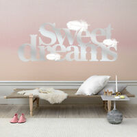 Sweet Dreams vinyl wall art sticker Modern Quote Home  Kids  Bedroom Decoration