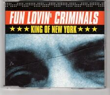 (HI473) Fun Lovin' Criminals, King of New York - 1997 DJ CD