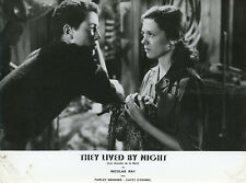 FAIRLEY GRANGER CATHY O'DONNELL THEY LIVED BY NIGHT 1948 PHOTO ORIGINAL #6
