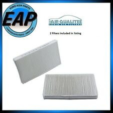 For 2 Escalade Avalanche C3500 Silverado Suburban A/C Cabin Fresh Air Filter NEW