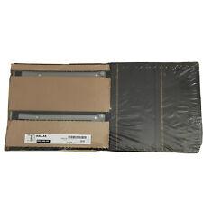 "IKEA KALLAX Insert with 2 drawers black /brown 13 x 13 "" BRAND NEW"