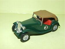 MG TC 1945 Vert MATCHBOX LESNEY