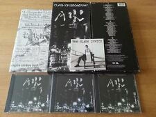 Clash - Clash on Broadway (RARE USA 3 CD Box Set 1991)