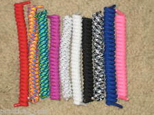 2 Pairs Toddler Kid Elastic No Tie Curly Twisty Coiler Shoe Laces-U Pick Color