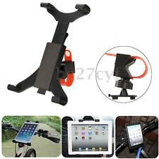 Bicycle Bike Microphone Stand Mount Holder For iPad Air 2 Mini  4 Samsung Tab S