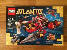 LEGO 7984 Deep Sea Raider from the Atlantis Series