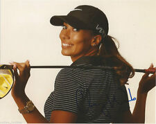 LPGA Cheyenne Woods Autographed Signed 8x10 Golf Photo COA T