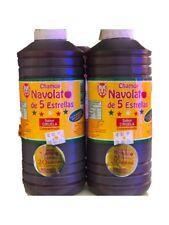 chamoy Navolato 5 Estrellas prune (ciruela )Flavor 2/pack
