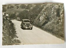Fiat 1500D ? #26 Road Rally 1940's Original Photograph 17.5cm x 11.5cm