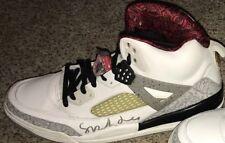 Spike Lee Signed Spizike Jordan Shoe With Proof Size 13