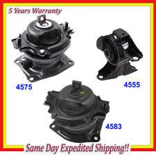 Engine Motor Mount For 2005-2006 Honda Odyssey 3.5L Touring / EX-L Set 3PCS M986