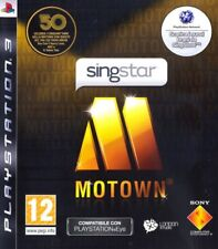 SingStar Motown SW (ITA) PS3 - totalmente in italiano