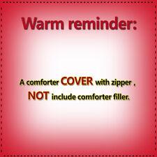 Elephant Duvet Cover Set for Comforter Twin/Full/Queen/King Size Bedding Set