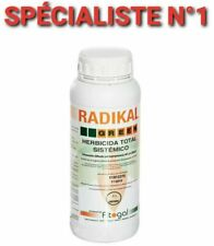 Désherbant Glyphosate Herbicide Total RADIKAL 1L concentré livraison en 24h