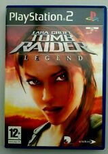 LARA CROFT TOMB RAIDER LEGEND for PLAYSTATION 2