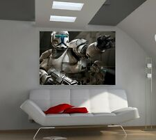 "Star Wars Giant Huge Art Giant Poster Wall Print 39""x57"" i193"