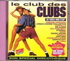 Compilation - Le Club Des Clubs 1 - CD - 1994 - Eurodance EMI France