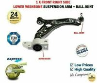 Front RIGHT WISHBONE TRACK CONTROL ARM for SKODA SUPERB 2.0TDi 4x4 2008-2015