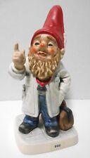 Goebel Co-Boy Doc Doctor Dwarf Gnome Porcelain Figurine Vtg W Germany 1970s
