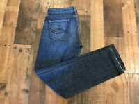 Citizens of Humanity- Bridgitte #014 Low Waist Straight Leg Stretch Jeans -Sz 28