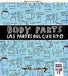 Body Parts / Las partes del cuerpo Two Little Libros