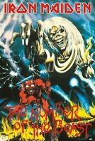 Iron Maiden Poster Number Of The Beast