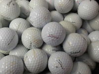 100 TITLEIST PRO V1 PRACTICE GOLF BALLS - GRADE C LAKE BALLS FREE DELIVERY