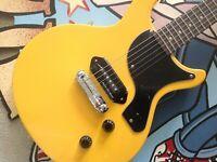 ANTORIA  Guitar New Yorker Les Paul Junior TV Yellow With H/D Carry Bag