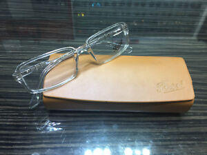 Brand New Authentic Persol 2829-V 143 Rx Eyeglasses Italy Frame Authentic Case S