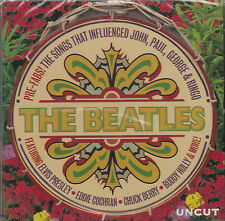 UNCUT Pre-Fabs: The Music That Influenced The Beatles 15-trk CD NEW Chuck Berry