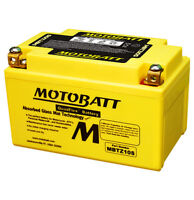 Yamaha YZF R1 Motobatt Maintenance Free Upgrade Battery 20% Extra Power 2004 -14
