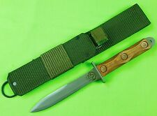 RARE Vintage Hoffritz EK Number 3 Warrior Commando Fighting Knife & Sheath