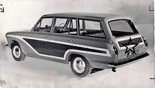 1963 Ford Consul Cortina Super Estate Woody Published British car PRESS PHOTO