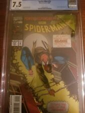 Spider-Man #51 1st Ben Reilly Foil-Cover Flip Book CGC 7.5 White Pages New Slab