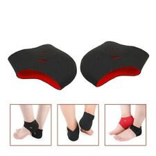 Protective Silicone Planter Fasciitis Heel Spur Ankle Gel Support Pain Rel#kdjt