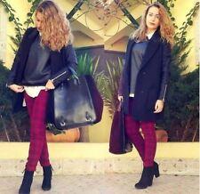 Zara Wool Blend Blazer Plus Size Coats & Jackets for Women