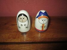 Finland Arabia Salt & Pepper Shaker Set with Stoppers